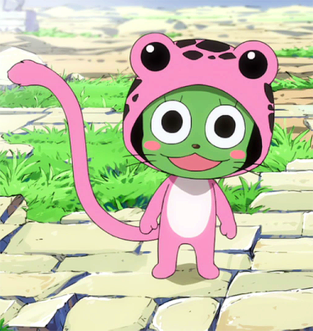 Frosh ataque Frosch_anime