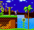 Green Hill Zone (Sonic the Hedgehog)/Gallery
