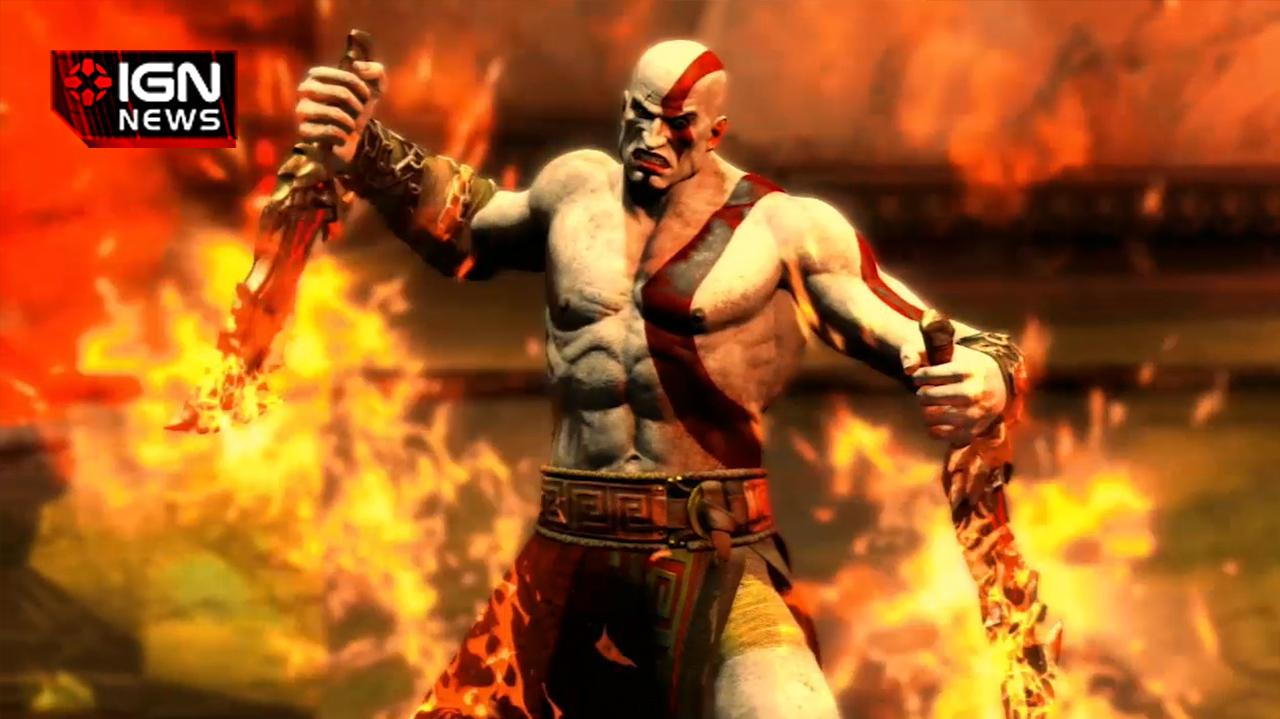 News Sony Changing Controversial Trophy in God of War Ascension