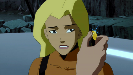 Image - Artemis is exposed.png - Young Justice Wiki: The ...