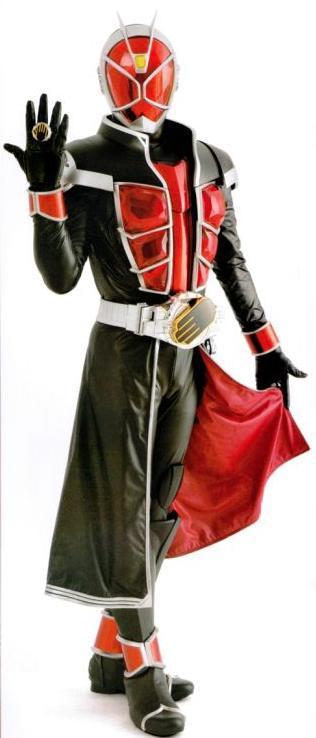 Kamen Rider Wizard (Rider) - Kamen Rider Wiki