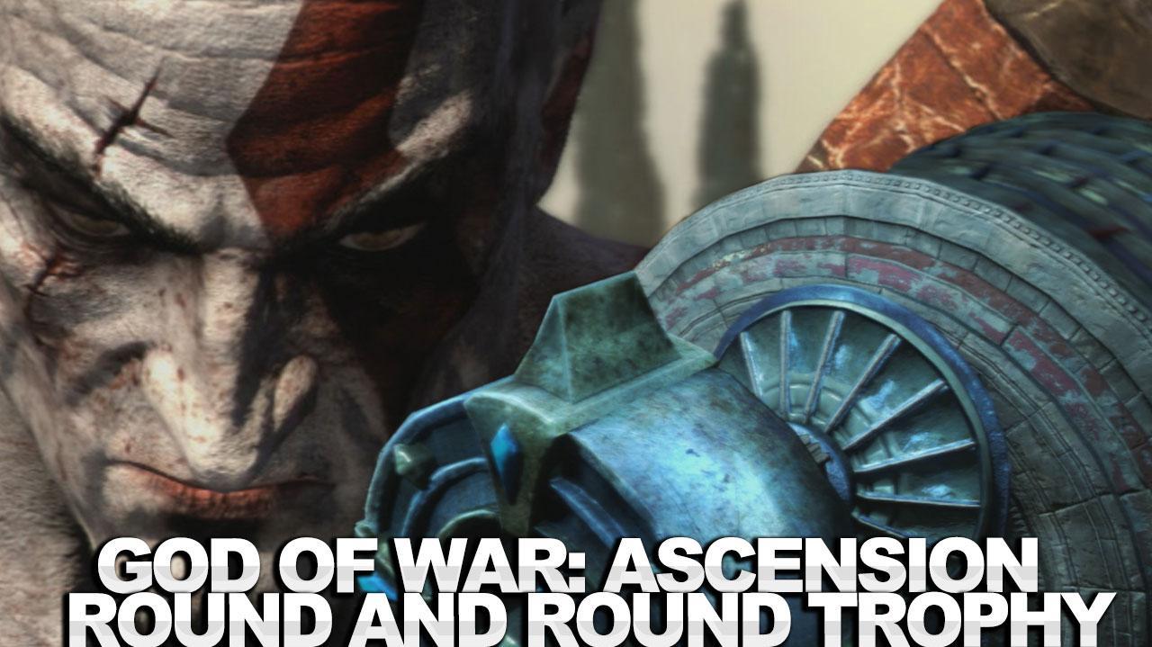 God of War Ascension Walkthrough - Round and Round Trophy