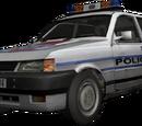 Citroën ZX Policía (Driv3r)