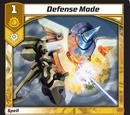 Defense Mode
