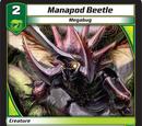 Manapod Beetle