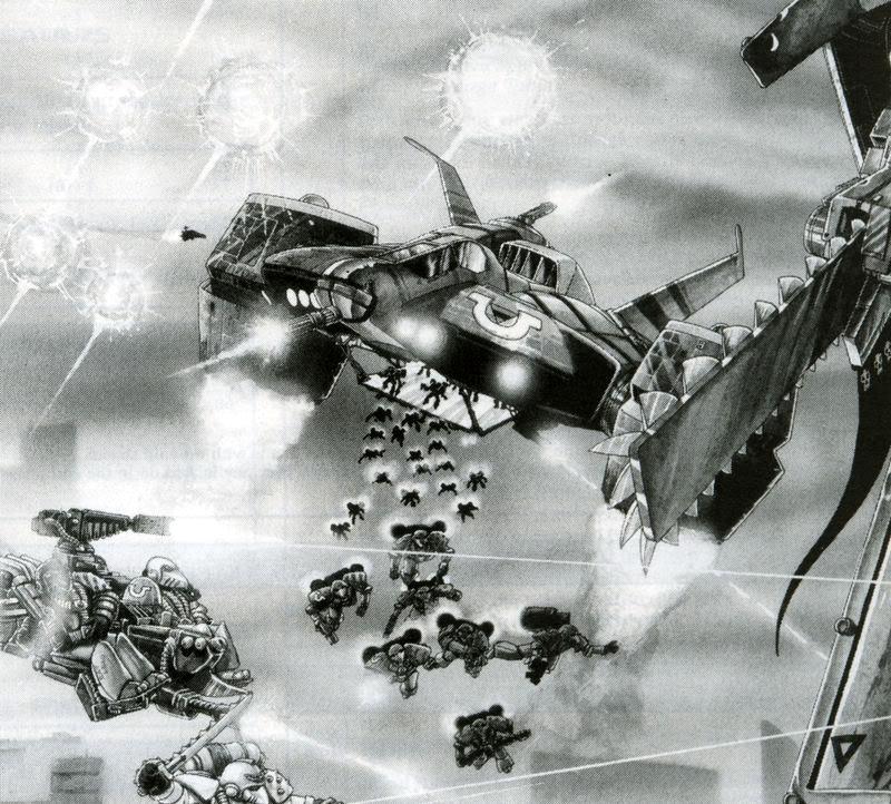 Space Crusade Stormbird_flyer