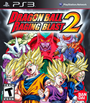 Dragon Ball Z Raging Blast 2 (PS3)