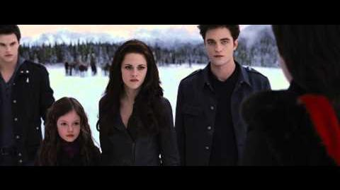 "The Twilight Saga Breaking Dawn Part 2 ""I'd Like To Meet Her"" HD"