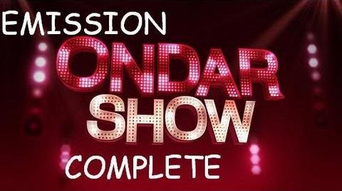 ONDAR Show du 15 décembre 2012