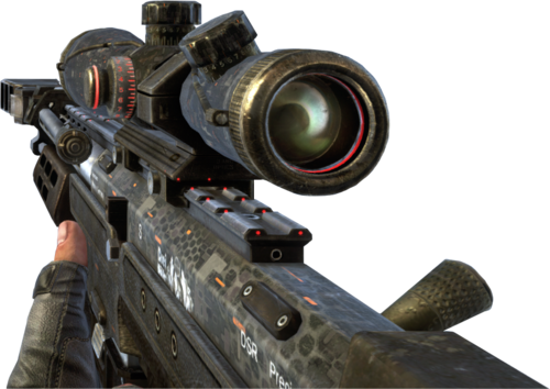 Dsr 50 Camouflage The Call Of Duty Wiki Black Ops Ii