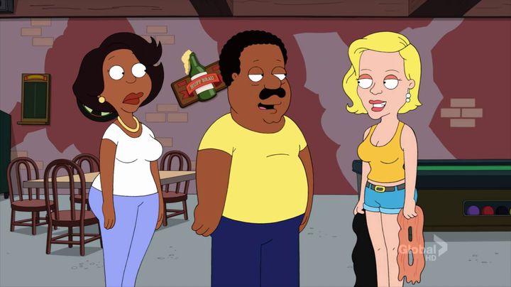 Reese Witherspoon - The Cleveland Show Wiki - Seth MacFarlane's New ...