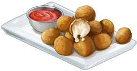 Recipe-Mozzarella Bites