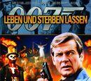 James Bond 007 – Leben und sterben lassen