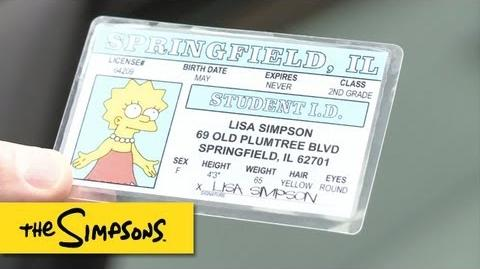 Como Yeardley Smith, a voz de Lisa Simpson, começa seu dia na FOX Studios