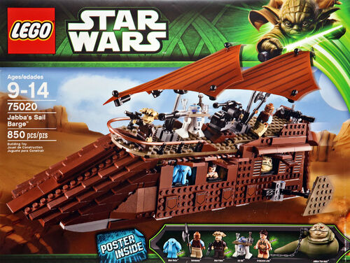 Sail barge lego star wars wiki lego star wars toys and more