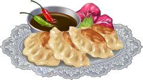 Recipe-Vegetable Pot Sticker