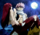 Natsu and Erza