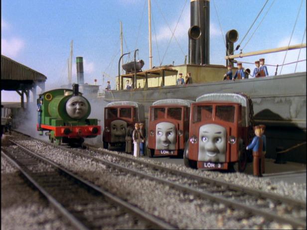 TV版第5シーズンのローリー1