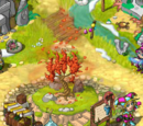 Village Tree Decoration