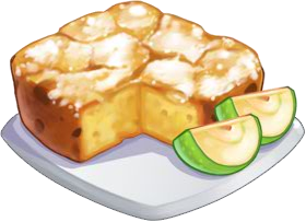 Recipe-Dorset Apple Cake