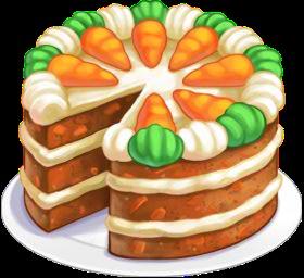 Recipe-Carrot Cake