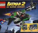 Super Heroes Combiner Model
