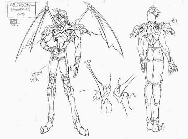 Image - Anime Sketch Kash 2.jpg - SNK Wiki - King Of Fighters Samurai Shodown Neo-Geo And ...