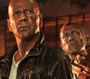 John McClane on A Good Day to Die Hard