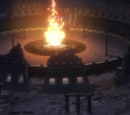 Skeleton Heel Stone