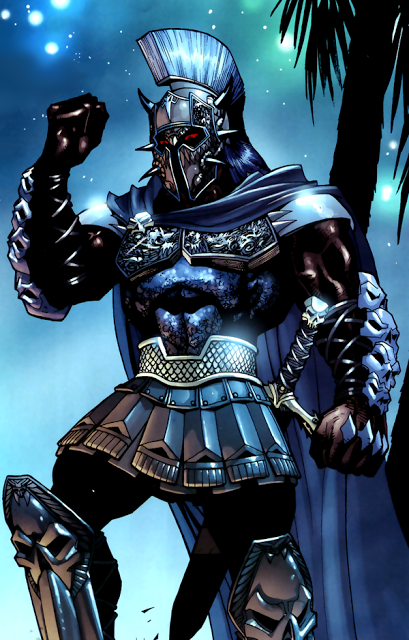 Character Profile Ares Dc Comics Awesome Factbase