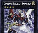 Campeón Heroico - Excalibur