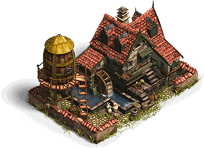 Watermill The Settlers Online Wiki