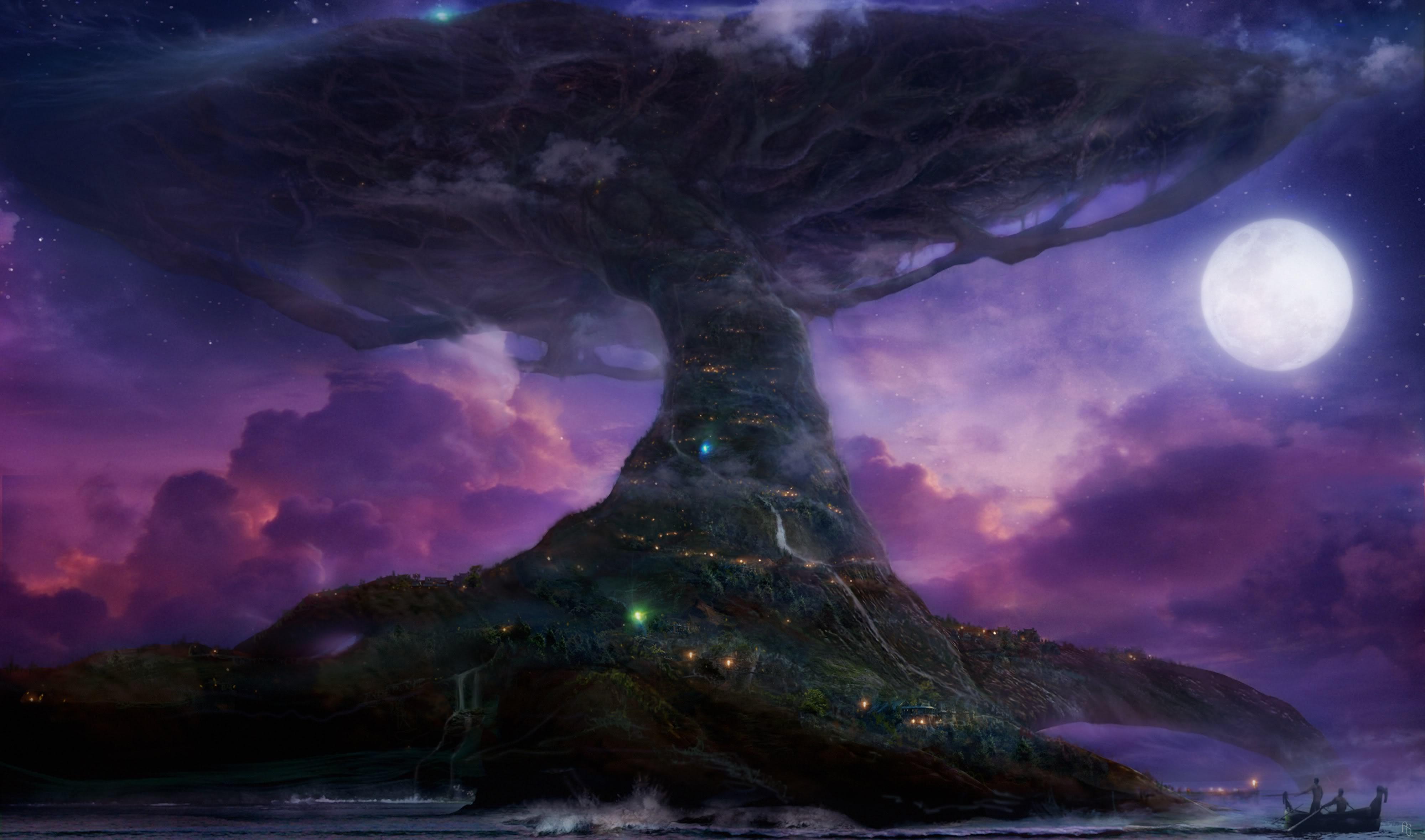 [Howl: Part 2] Animosity Teldrassil_Concept