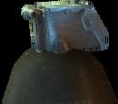 Granada de Fragmentación M26A1