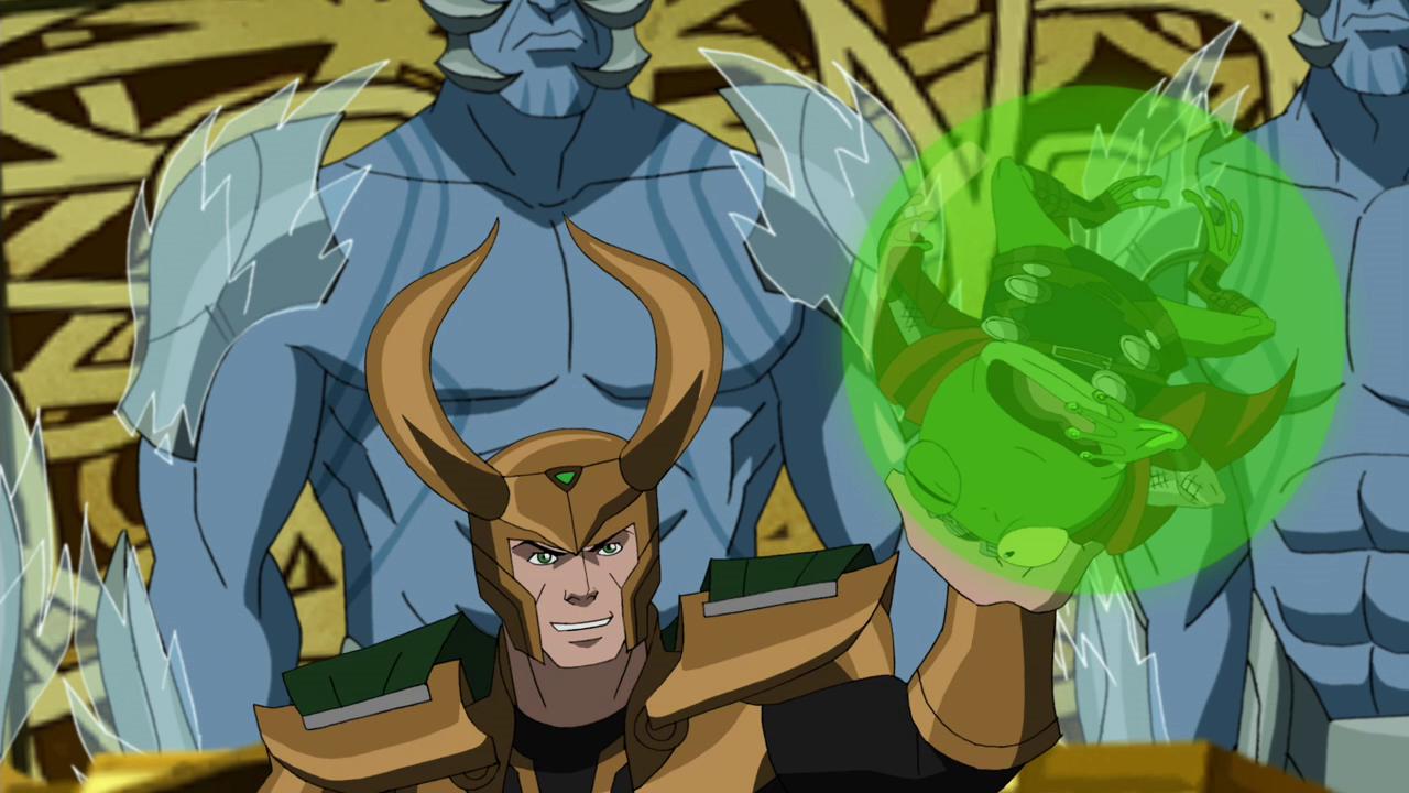 Loki - Ultimate Spider-Man Animated Series Wiki