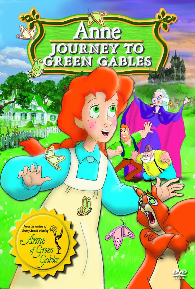 Anne Journey To Green Gables Anne Of Green Gables Wiki