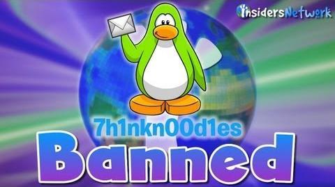 Club Penguin Banned Forever
