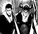 Isshin Shiba y Masaki Kurosaki vs. White
