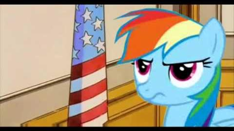 Dale asks Rainbow Dash the obvious...-0
