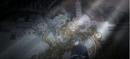 Derton devant la fresque de la Fête du Roi Dragon.png