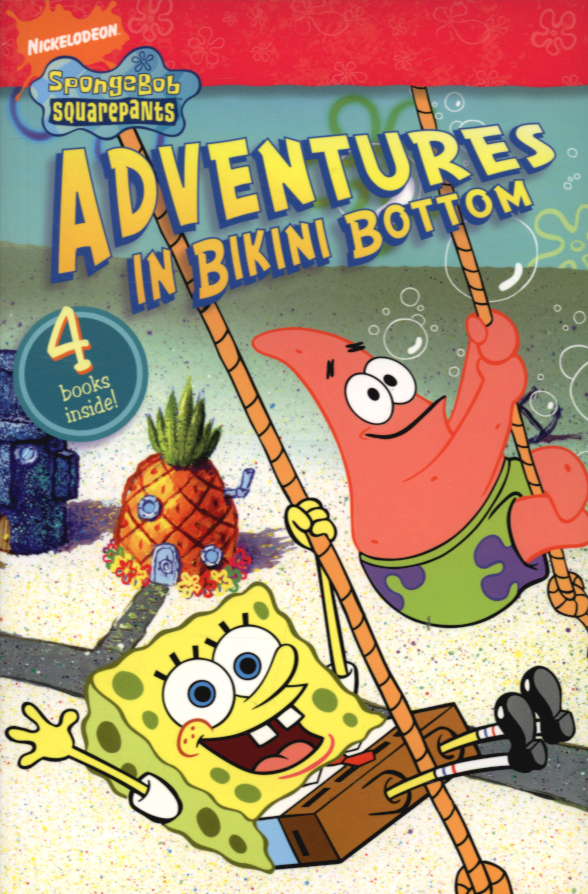 spongebob adventures at bikini bottom