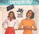 Simplicity 8007 A