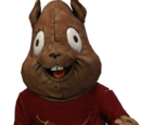 Chipmunk outfit