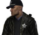 Chicago Police Officer outfit