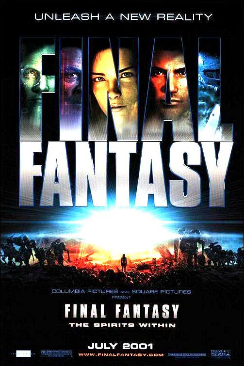 Oglądaj Final Fantasy (2001) Online za darmo