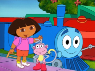 Azul Dora The Explorer Wiki