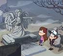 Gravity Falls Cemetery