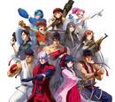 Namco's × Series