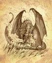 Daenerys Targaryen y Drogon by Félix Sotomayor©.jpg