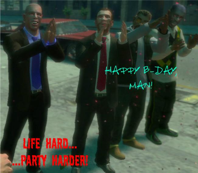 Happy birthday [DS]Loocky! HappyBDAY